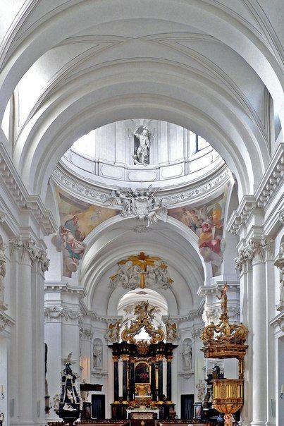 The Fulda Monastery,Germany