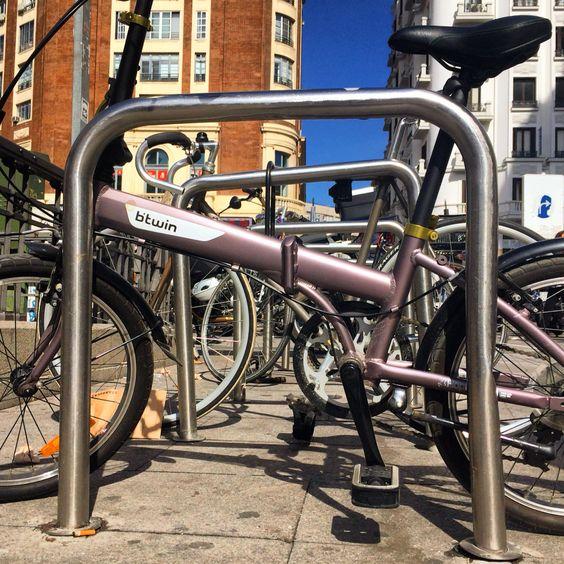 Bicicleta en Callao