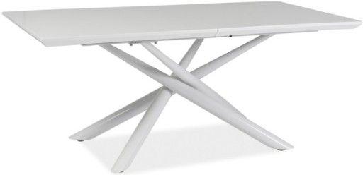 Signal Stol Rozkladany Taranto Bialy 90 Cm 1 6794758240 Oficjalne Archiwum Allegro Folding Table Table Furniture