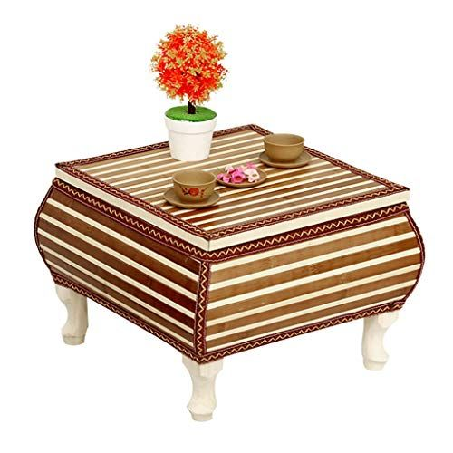 End Tables Bed Table Bay Window Table Coffee Table Low Table Home Simple Bamboo Small Tea Table Solid Wood Bed Table B Coffee Table Solid Wood Bed Window Table