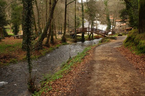 Parque Natural do Río Barosa, Barro (Pontevedra)