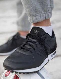 Adidas La Trainer Svart
