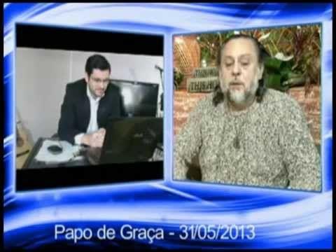 AKEL: Caio Fábio e o Papo de Graça no EQUI - YouTube. Por José Jakson Cardoso