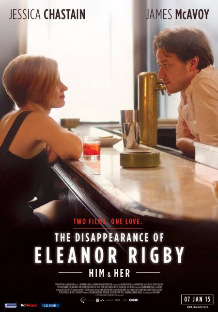 DISAPPEARANCE OF ELEANOR RIGBY HIM and HER