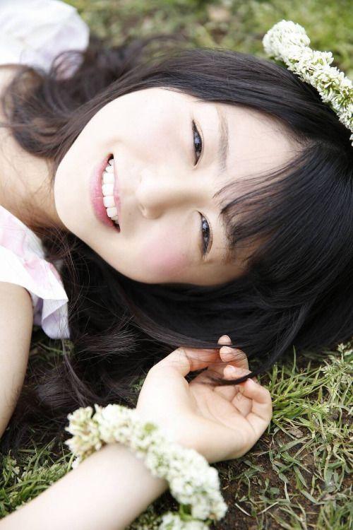 笑顔×長濱ねる