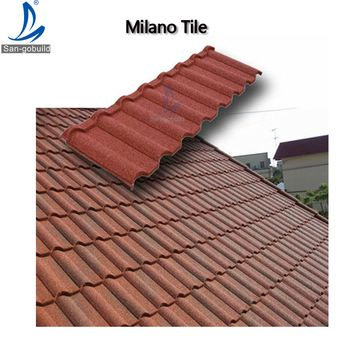 Stone Coated Aluzinc Steel Roof Tile Traditional Chinese Roof Tiles Sale Nigeria Metal Roof Tile Metal Roof Tiles Metal Roof Roof Tiles