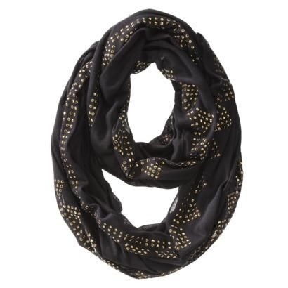 mossimo studded scarf $15