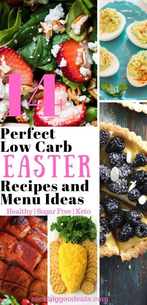 Low Carb Easter Dinner Ideas (Keto Easter Dinner)