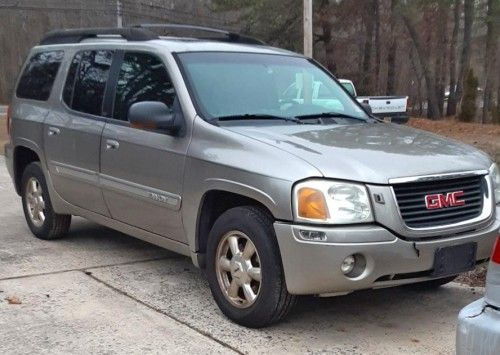02 Gmc Envoy Suv Under 500 By Owner In Jackson Nj 08527 Gray
