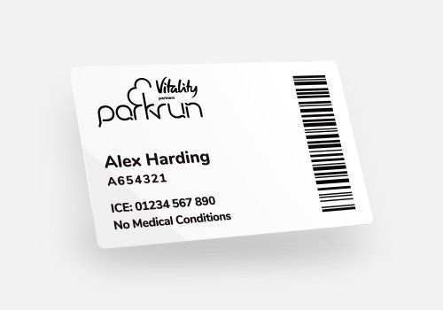 Parkrun Barcode With Images Barcode Medical Conditions Cards Against Humanity
