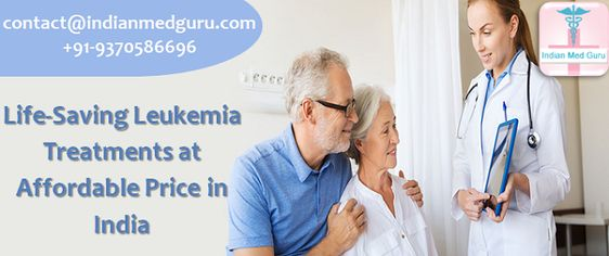 Leukemia Treatment in India