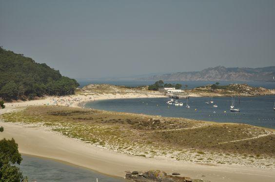 Ilhas Cíes, Espanha