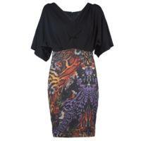 Vestido Lix Berkley Print Preto