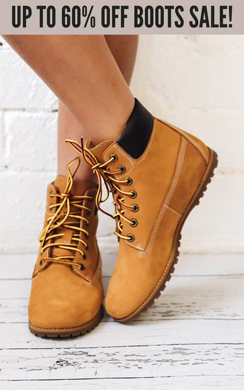 Only $19.9 Timberland Boots Up to 60