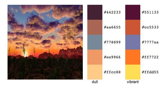 Desert color palette color palettes pinterest for Southwest desert color palette