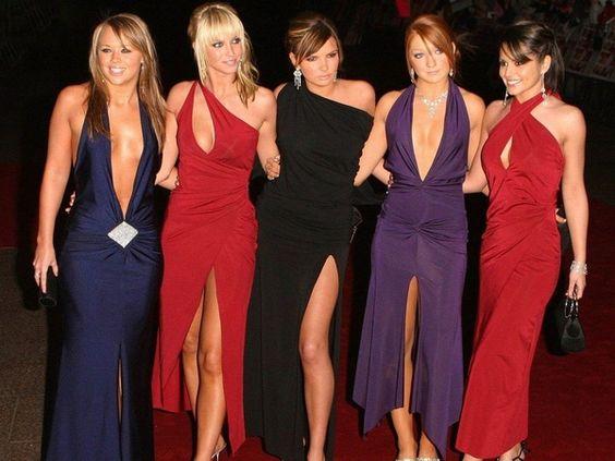 Girls aloud (red carpet): Kimberley Walsh, Sarah Harding, Nadine Coyle, Nicola Roberts, Cheryl Cole girls-girls-girls