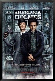 Sherlock Holmes!