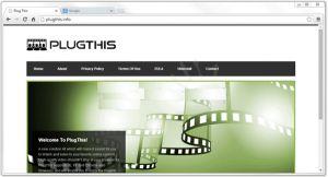 PlugThis est un programme d'adware malveillant développé par des pirates informatiques afin de ruiner le PC complet.