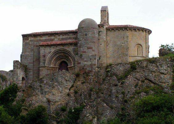 Ermita de Santa Cecilia. Vallespinoso de Aguilar.