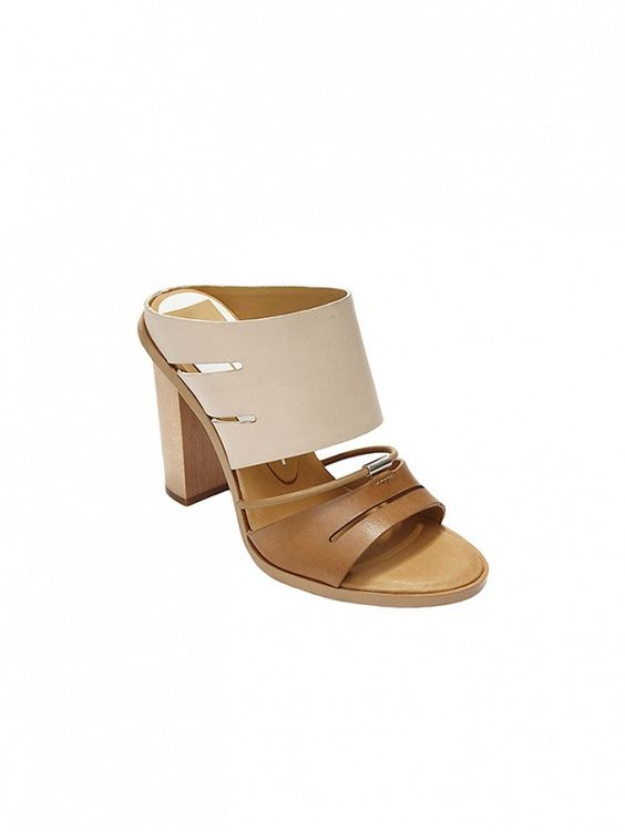 Mules are trending — time to snag your pair! // Odea Leather Colorback Mules by Dolce Vita