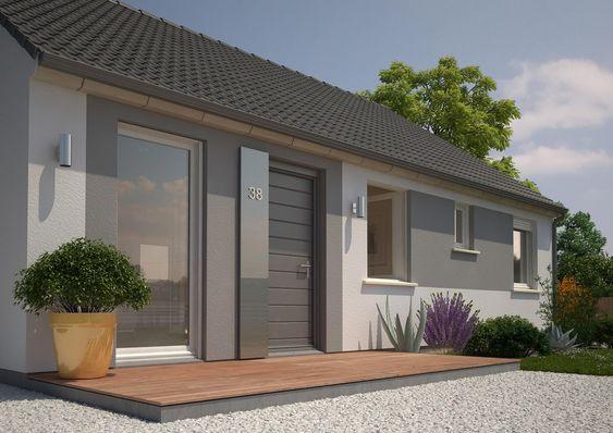 Die 25+ besten Crepis facade Ideen auf Pinterest | Façade maison ...