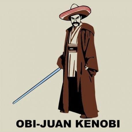 Obi-Juan Kenobi.