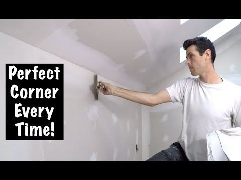 How To Tape 45 Degree Corners Youtube Diy Home Improvement Home Maintenance Drywall