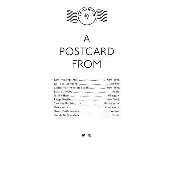 Fonts Used: P22 Underground, Century Schoolbook #Typewolf Typography Inspiration