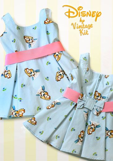 i love this! i found this on a website that showed that they have a vintage disney. They have very old fashioned clothing for kids with the disney characters we grew up with