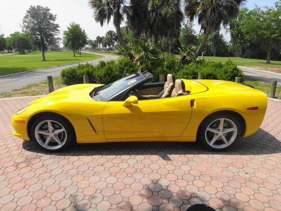 Chevy Corvette *