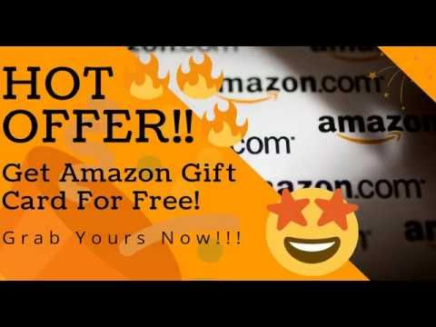 Amazon Gift Card Giveaway 2019 Amazon Gift Cards And Redeem