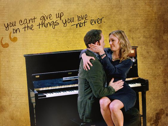 Charlotte and Cooper- Private Practice (Have I mentioned how much I miss this show?)