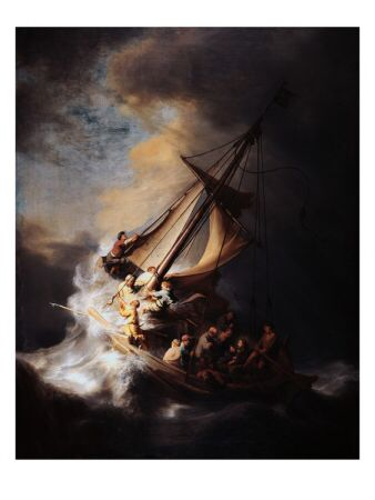 http://www.art.com/products/p12819580453-sa-i6403171/rembrandt-van-rijn-storm-on-the-sea-of-galilee.htm
