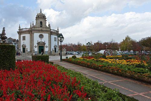 Barcelos, Camino Portugues