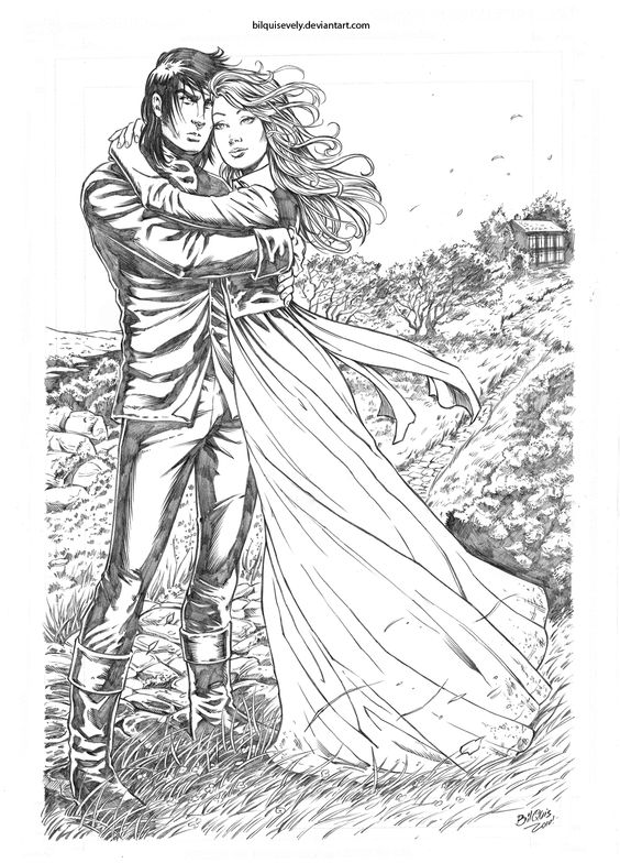 Wuthering Heights by ARealTrashAct on DeviantArt