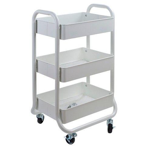 Storage Cart White Room Essentials Target Storage Cart Room Essentials Ikea Storage