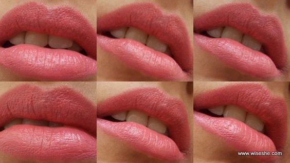 5 Best Colorbar Matte Touch Lipsticks For Fair Skin Shade