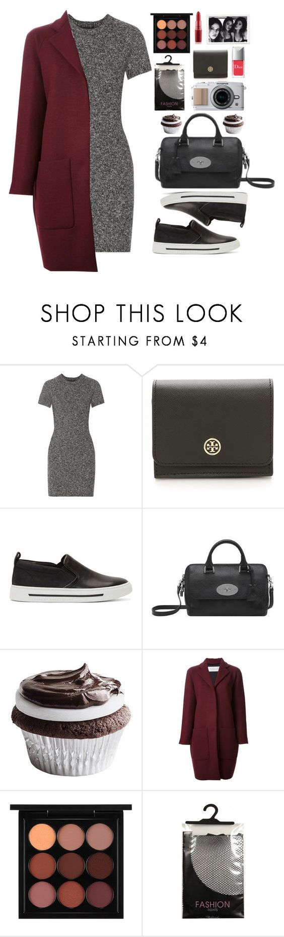 """""""I Found A Girl"""" by vanessasimao1999 ❤ liked on Polyvore featuring Theory, Tory Burch, Marc by Marc Jacobs, Mulberry, Gianluca Capannolo, MAC Cosmetics and Christian Dior"""