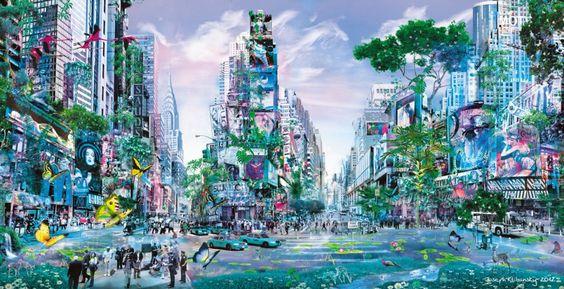 Garden of Evolution - Jospeg Klibansky