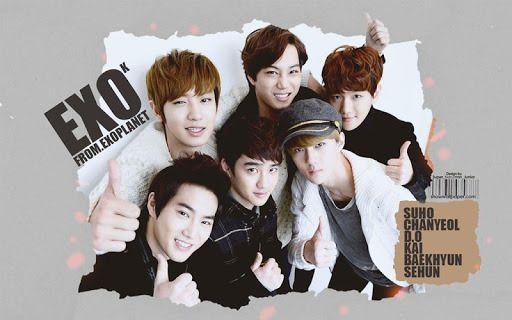 Exo K Wallpaper Download Exo K Wallpaper   Android Free Adorable Wallpapers Pinterest Wallpaper Downloads Exo And Exo Kai