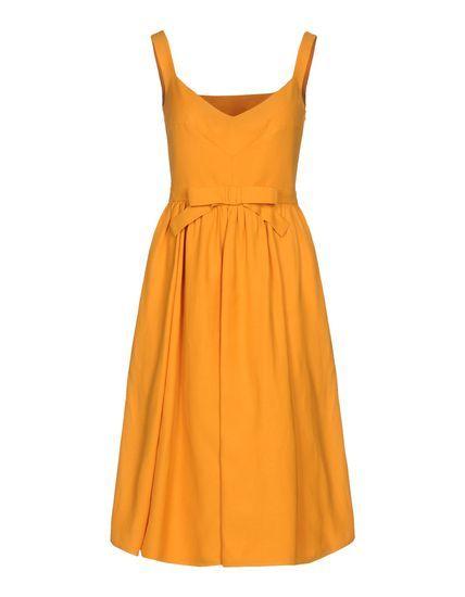 Wadenlanges Kleid für Sie - DSQUARED2
