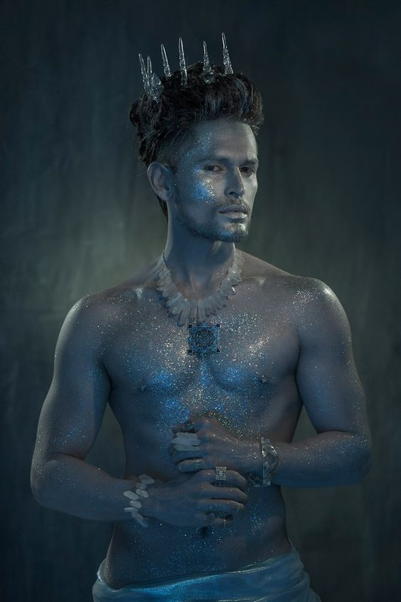 Poseidon: eternal god of the oceans - Styling