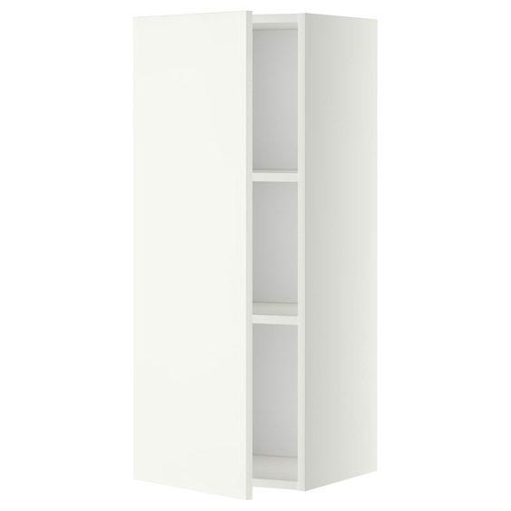 Ikea Wandschrank Mit B Ouml Den In 2020 Regal Wandschrank Ikea