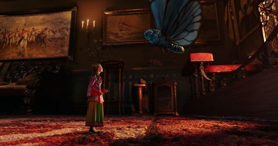 Alice Through the Looking Glass Movie Image 9