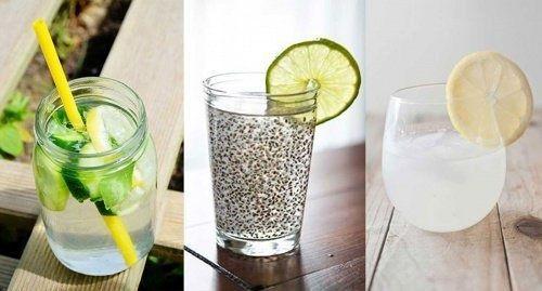 6 prima Rezepte für reinigendes Wasser