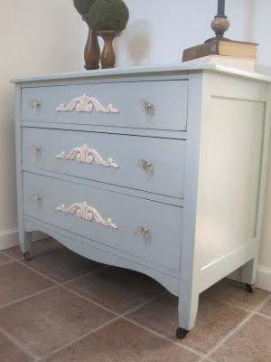 Designed To Dwell: Dresser Do-Over