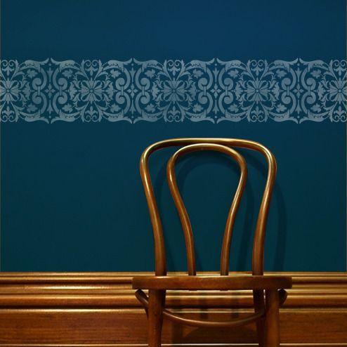Villa Border Stencil from Royal Design Studio