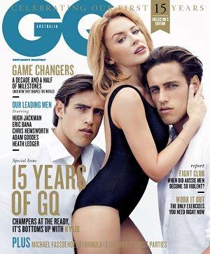 GQ - March/April 2014 #magazines #magsmoveme  http://www.gq.com.au/