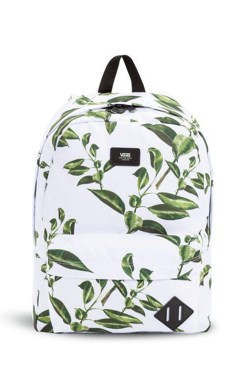 Vans Old Skool II Backpack Rubber CO. Floral in 2020