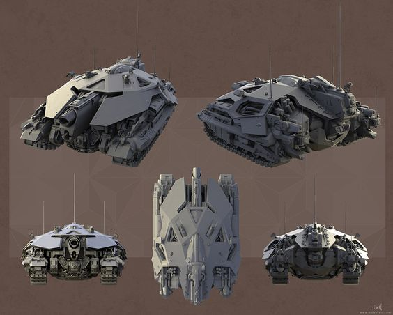Plasma Tank, Nick Hiatt on ArtStation at https://www.artstation.com/artwork/plasma-tank: